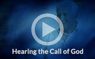 Hearing the Call of God