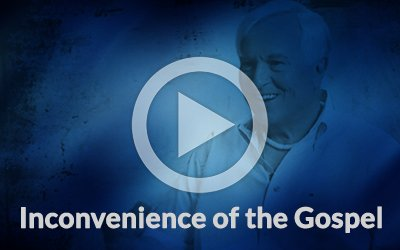 Inconvenience of the Gospel