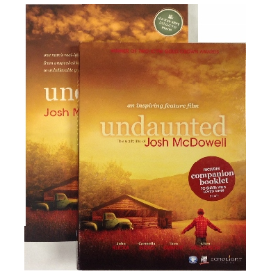 Undaunted DVD and book