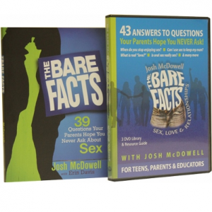 bare facts book & dvd