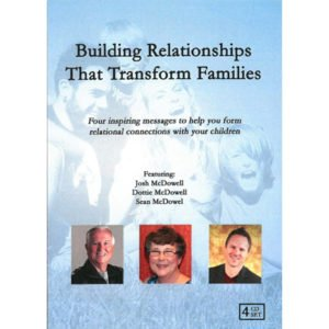 building relationships that transform families mp3 cd