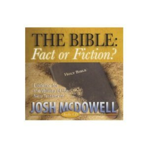 the bible-fact or fiction cd