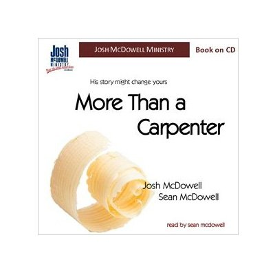summary of more than a carpenter Book review - more than a carpenter by jeff lewis a book review may seem like an odd item to include in a collection of essays, but the book being reviewed made many claims that i commonly hear from christians.