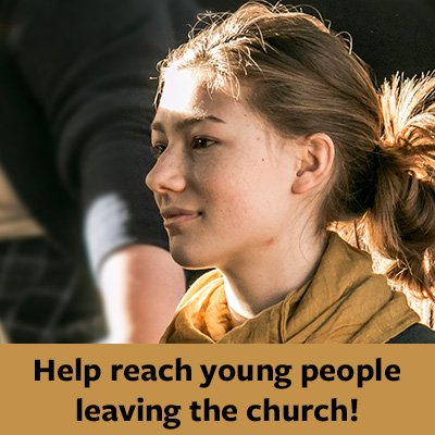 Statistics about young adults leaving the church