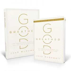 god-breathed book and study guide